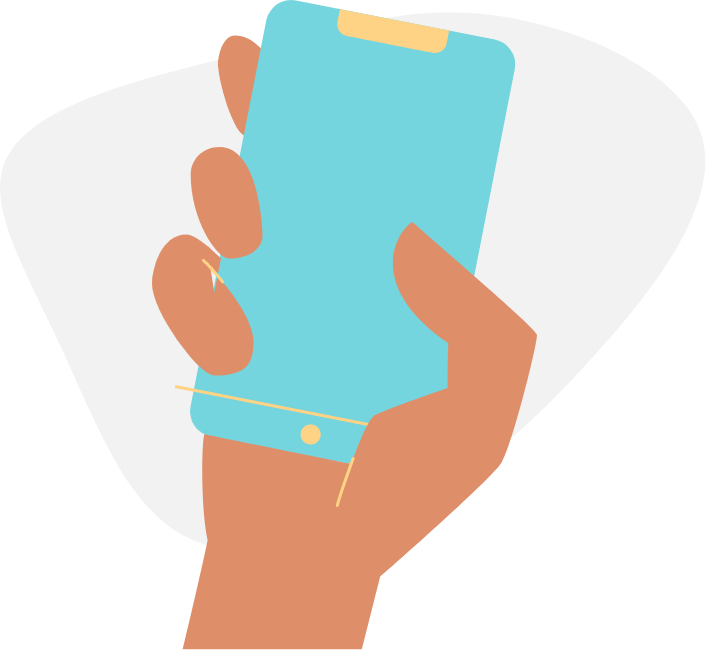 holding-phone-colour-svg